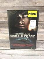 Shutter Island DVD Martin Scorsese Leonardo DiCaprio NEW Sealed