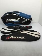 Babolat Tennis Racquet Carrying Case Lot of 3