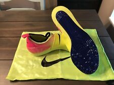New Nike Zoom PV II Pole Vault Track Spikes Rio Volt Pink 882011-999 sz 12