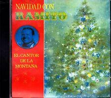 """RAMITO - NAVIDAD CON RAMITO - """" EL CANTOR DE LA MONTAÑA"""" - CD"""