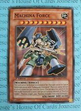 Machina Force SDMM-EN009 Common Yu-Gi-Oh Card 1st Edition New