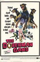 The Doberman Gang Movie POSTER 11 x 17 Byron Mabe, Hal Reed, A