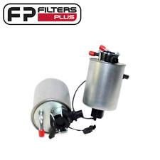 WCF248 Wesfil Fuel Filter - Nissan Navara V9X, Pathfinder - 164005X21A, Z1038