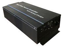 Convertisseur pur sinus 12V/230V 1500W avec chargeur