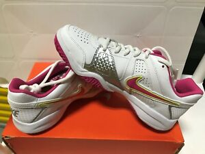 Nike Youth City Court 7 Tennis Shoes Style #488327 102