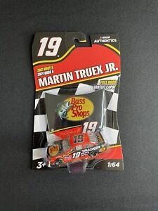 Martin Truex Jr #19 Bass Pro Shops NASCAR Authentics 2021 Wave 5 1:64 Die-Cast
