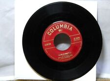 DORIS DAY WITH HARRY JAMES LULLABY OF BROADWAY 45 RPM RECORD