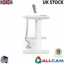 Allcam Cable Tidy Organiser Kit for Any Home / Office Desks, Deluxe Cable Spine