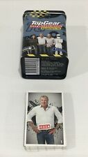 Woolworths Top Gear Collectors Tin And Complete Set Of Stickers (64)