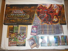 KONAMI Yu-Gi-Oh! Battle Pack 2 War of the Giants Play Mat and 300+ Cards