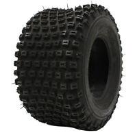 2 New Carlisle Turf Tamer  - 22.5x10-8 Tires 2250108 22.5 10 8
