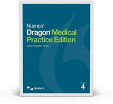 Nuance Dragon Medical Practice Edition 4 Speech Recognition Licence