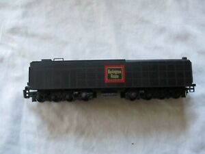 Bachman HO Gauge Steam Engines Water Tank Car with 16 wheels