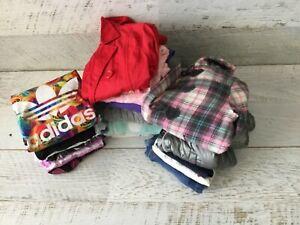 GIRLS SZ 8 CLOTHING BUNDLE bulk clothing  lots winter billabong jacket
