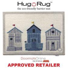 Hug Rug Bathroom Bath 13 Eco-genics Friendly Barrier Mat Beach Huts 65 X 85 Cm