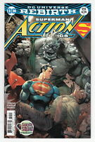 ACTION COMICS #959 DC Comics REBIRTH SUPERMAN COVER A 1ST PRINT