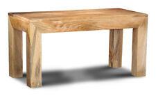 Dining Room Furniture Light Dakota Solid Mango Medium Bench 90cm (61l)