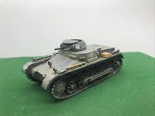 KING AND COUNTRY WW2 GERMAN PANZER KAMPFWAGEN.F
