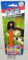 MLB SAN FRANCISCO GIANTS Pez Dispenser BASEBALL CAP   [Carded]