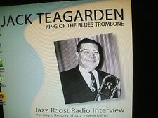 Radio Roost Radio Interview by Jack Teagarden (CD-2009) NEW