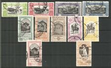 More details for romania,scott#196-203,used