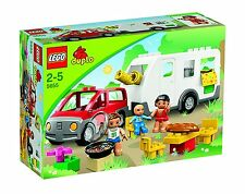 Lego Duplo Caravan Set 5655 NEW IN BOX SUPER RARE 3 LEGO DUPLO figures
