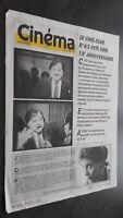 Revista Semanal Cinema Semana de La 8A 14 Octubre 1986 N º 371 Buen Estado