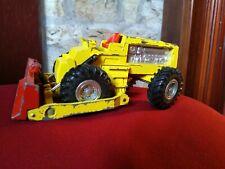 Dinky Toys. Meccano Ltd. 976 Michigan 180-III Tractor Dozer