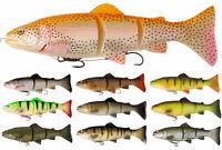 SAVAGE GEAR 3D LINE THRU TROUT  25c 30cm ready to fish CRAZY PRICE