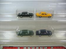 L70-0,5# 4x Wiking H0, Mercedes-Benz MB, 151, 450 SE, sehr gut