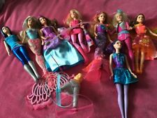 💖Barbie Bundle Of 8 Amazing Dolls Mostly From Barbie Films Must See!!💖