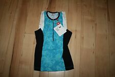 Castelli Women's Free Tri Singlet size S Small new with tags