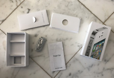Apple iPhone 4S WHITE 64GB Empty Box Only BONUS Original Earphones