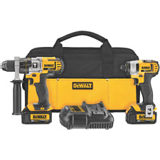 DEWALT DCK290L2 20V Hammer Driver Combo Kit
