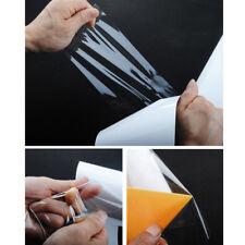 "3M*15cm Car Clear Protective Film Vinyl Bra Door Edge Paint  Protection 120""x6''"