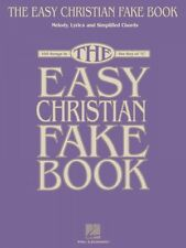 The Easy Christian Fake Book Sheet Music 100 Songs in the Key of C Eas 000240328