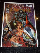 MEDIEVAL SPAWN / WITCHBLADE Comic - No 3 - Date 07/1996 - Image Comics