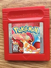 POKEMON RED ---- GAMEBOY COLOR
