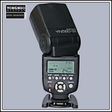 Yongnuo YN-560III Wireless Flash Speedlite Built-in 2.4GHz Radio for DSLR Camera