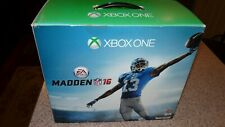 Microsoft Xbox One 1TB  Madden NFL 16 Bundle Box BOX ONLY! No Console included!