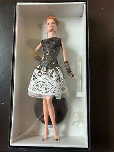 Laser-Leatherette Dress 2014 Barbie Doll