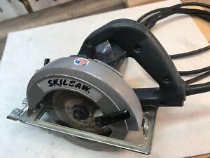 "SKIL HD 5510 CIRCULAR SAW - 5-1/2"" SKILSAW, Made in USA"