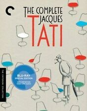 Criterion Collection The Complete Jacques Tati BLURAY