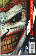 Suicide Squad #14 - New 52 Death Of The Family - 2013 (High Grade)