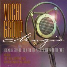 Various Swing(CD Album)Vocal Group Magic-Hallmark-304702-UK-1996-VG