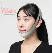 Dadamoa Beauty v-Línea Mascarilla Máscara para mentón y cachetes Delgado Levantar Cinturón Correa de cuello