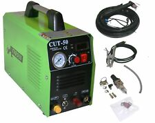 CORTADORA PLASMA PORTATIL 50A VARAN INVERTER CUT-50 + MANOMETRO + FUNCION PILOTO