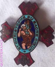 RG606 - INSIGNE SAINT CHRISTOPHE SU SACRE COEUR