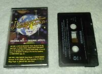 Discomania by Various Artists (CASSETTE TAPE, K-Tel Distribution)
