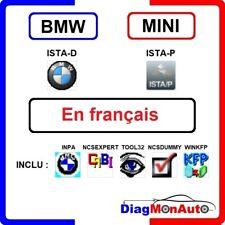 BMW ISTA-D ISTA-P RHEINGOLD - EN FRANÇAIS FR - BMW / MINI / ROLLS ROYCE